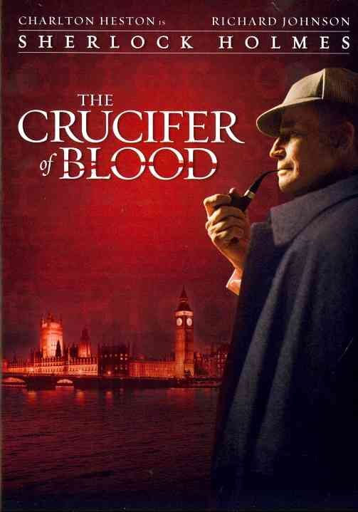 CRUCIFER OF BLOOD BY HESTON,CHARLTON (DVD)